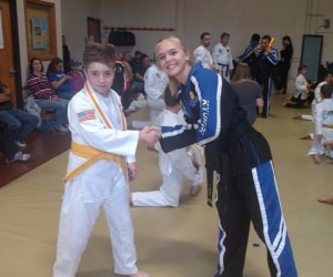 Delavan Martial Arts Classes for Kids