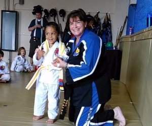 Delavan Martial Arts for Preschool Kids